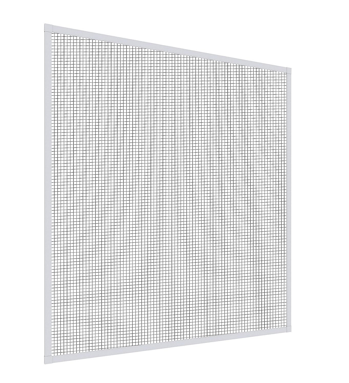 Mosquito Stop Mosquitera para ventana, 1 pieza, 100 x 120 cm, color blanco, 23589 1pieza 100x 120cm Windhager
