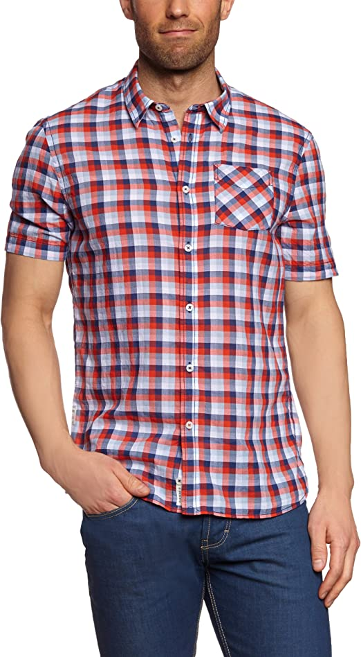 Pepe Jeans Mclean Camisa, Multicolor, 54 para Hombre: Amazon.es: Ropa y accesorios