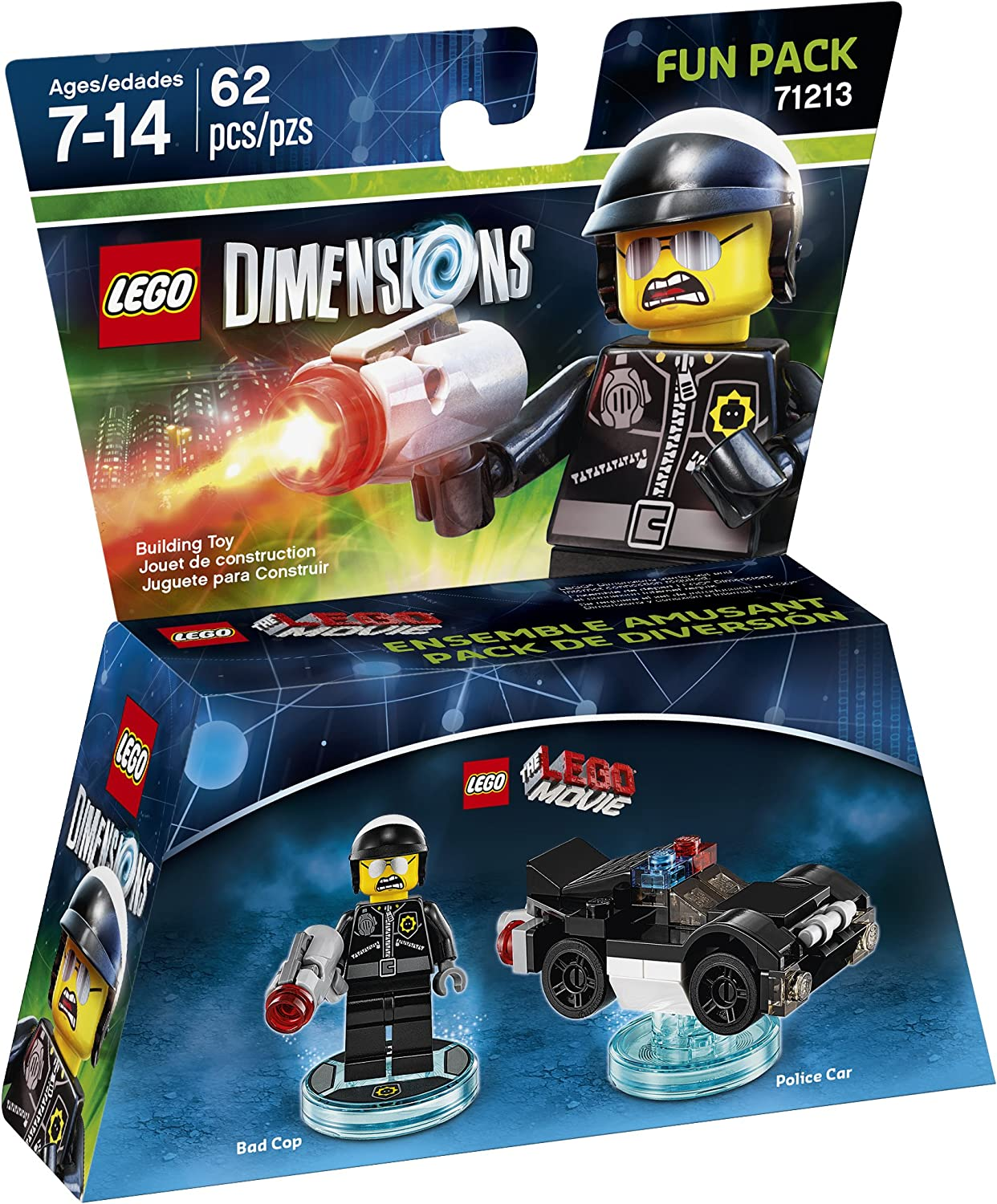 LEGO Dimensions The LEGO Movie Bad Cop Fun Pack