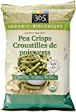 365 Everyday Value Organic Lightly Salted Pea Crisps, 3.3 oz