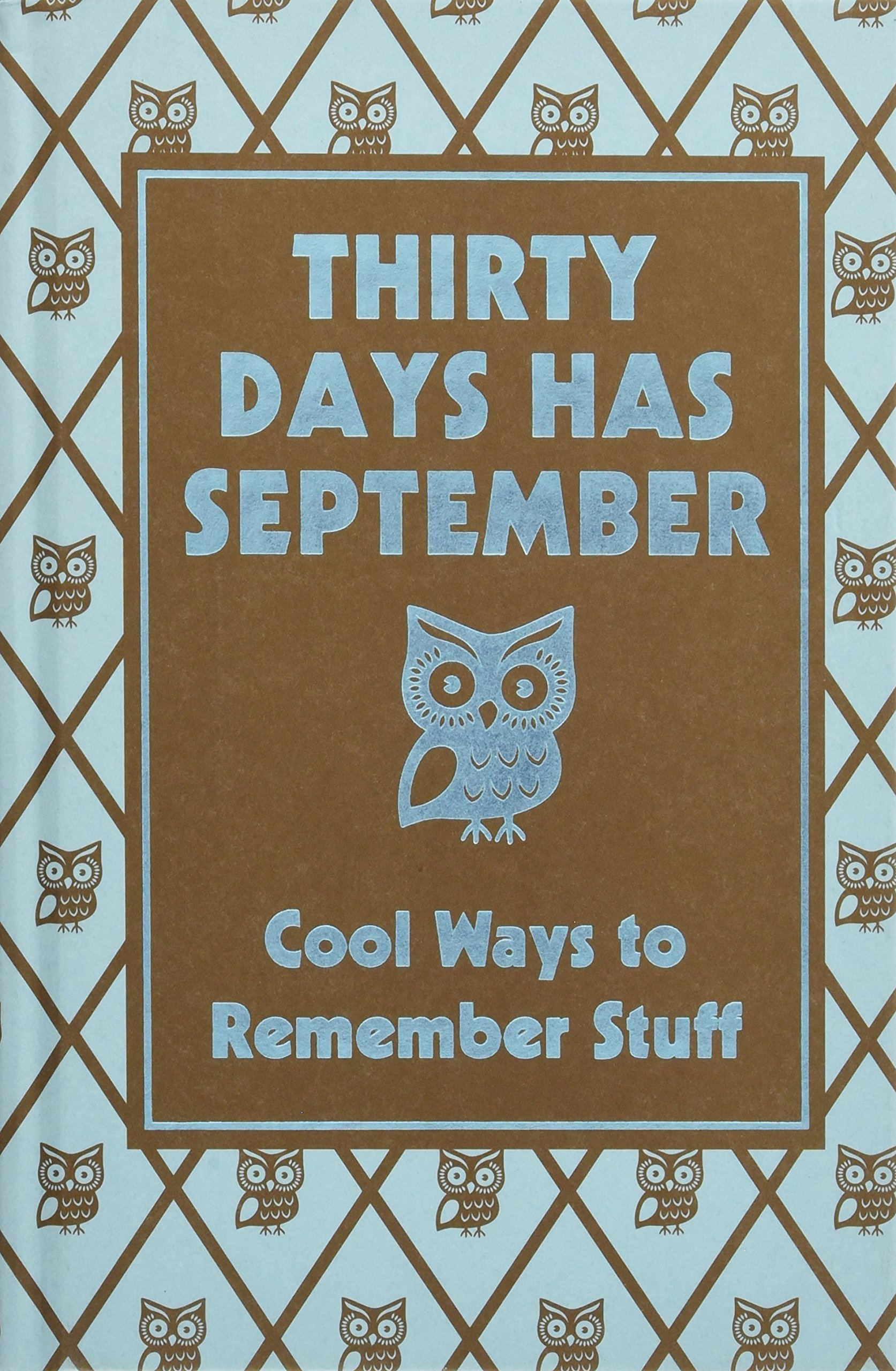 Download Thirty Days Has September: Cool Ways to Remember Stuff (Best at Everything) pdf
