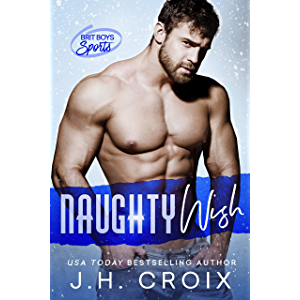 Naughty Wish (Brit Boys Sports Romance Book 5)