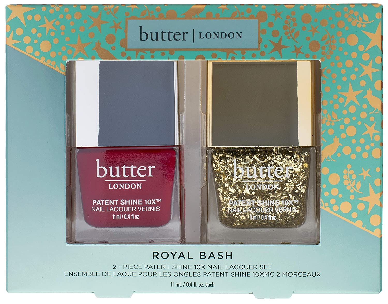 Amazon Com Butter London Royal Bash Set Premium Beauty