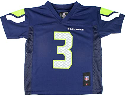 purchase cheap b7550 c0ffe Amazon.com : Russell Wilson Seattle Seahawks #3 Infant Sizes ...