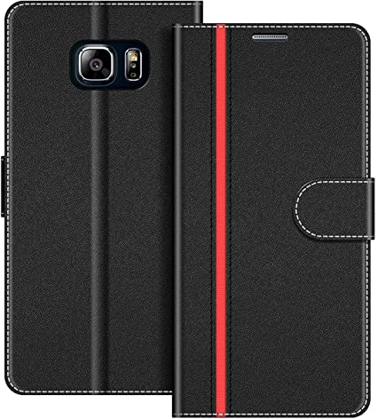 COODIO Funda Samsung Galaxy Note 5 con Tapa, Funda Movil Samsung ...