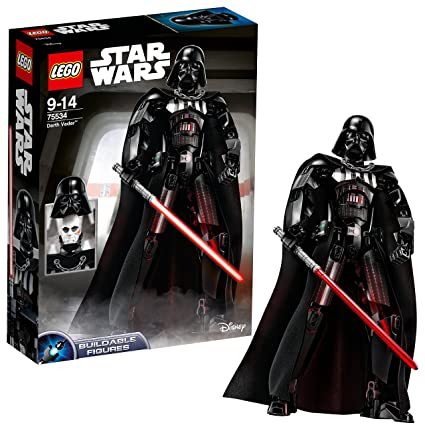 De Star Darth Juego Vader Lego ConstrucciónMulticolorÚnica75534 Wars trhQsCd