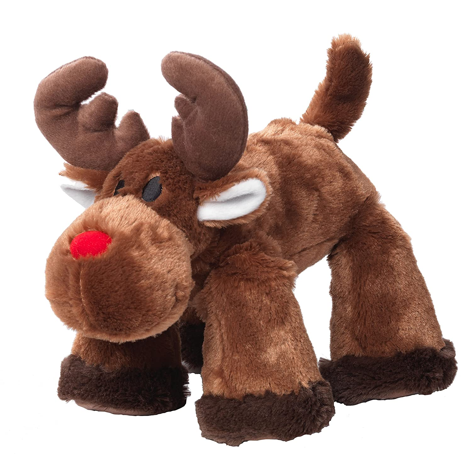 House of Paws Christmas Big Paws Reindeer Toy Amazon Pet