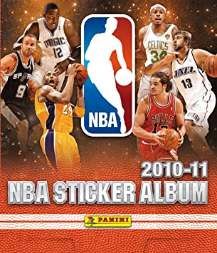 Panini-1648-009-cartas para coleccionar NBA-Stickers-álbum de fotos