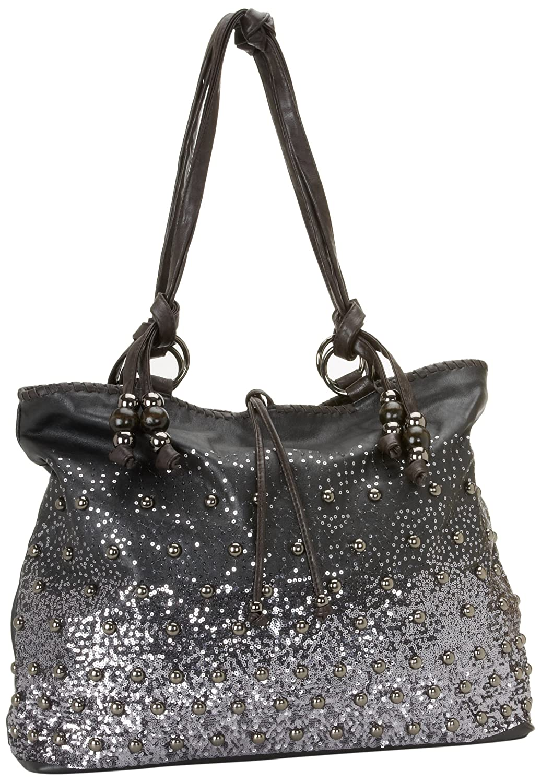 IMoshion Soho 7751C Tote, Black, One Size  Handbags  Amazon.com 35d5062c0c