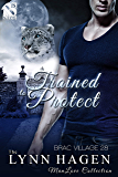 Trained to Protect [Brac Village 28] (Siren Publishing The Lynn Hagen ManLove Collection)