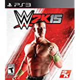 WWE 2K15 (輸入版:北米)