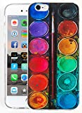 IPhone 6/6s Case, YogaCase InTrends Silicone Back Protective Cover (Colorful Life Watercolor Paints)
