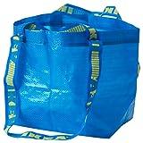 [イケア]IKEA BRATTBY キャリーバッグ S ブルー(40185474)