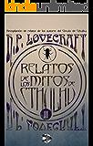 Relatos de los mitos de Cthulhu (2)