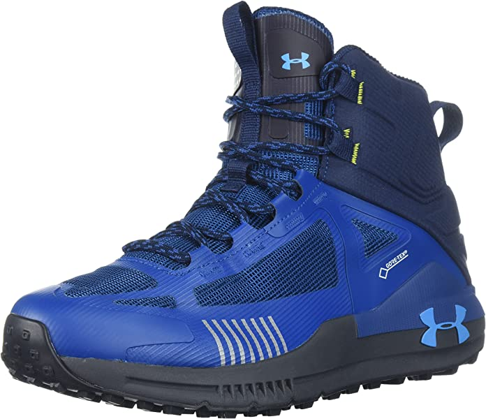 Under Armour Outerwear Mens Verge 2.0 Mid Gore-TEX Hiking Boot Academy (400)