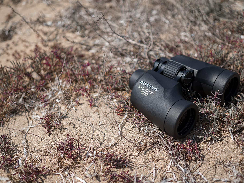 Olympus 8x42 Exps I Premium Fernglas Inkl Tasche Kamera