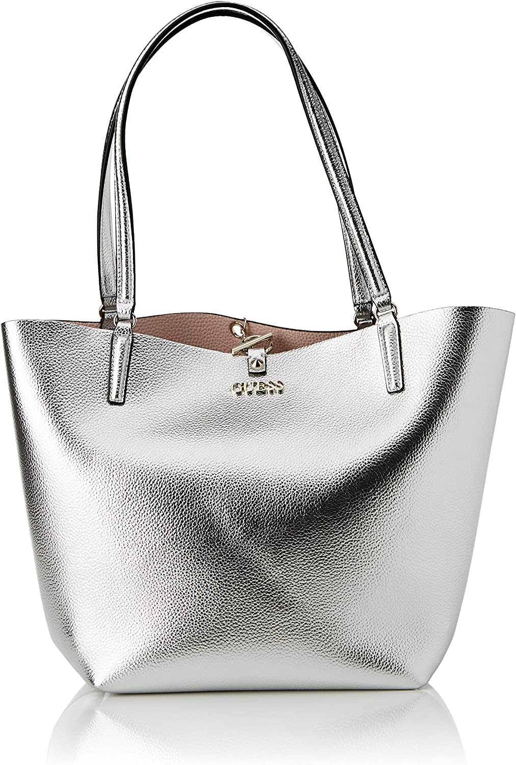 Guess Alby Toggle Tote Sacoches Femme Taille unique