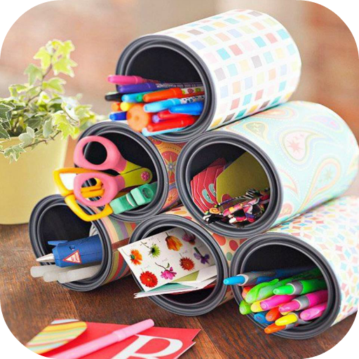 Laland Apps DIY Recycled Crafts product image
