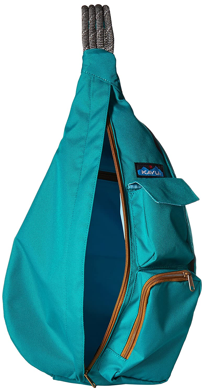 2c4275c6c Amazon.com: KAVU Women's Rope Sling Bag - Baltic: Clothing