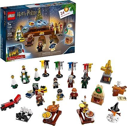 Harry Potter Advent Calendar Amazon.com: LEGO Harry Potter Advent Calendar 75964 Building Kit
