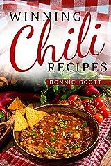 Winning Chili Recipes Kindle Edition