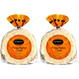 Metsuyan Pizza Parlor Crust Kosher Flatbead Pita 5-Count (2 Pack)