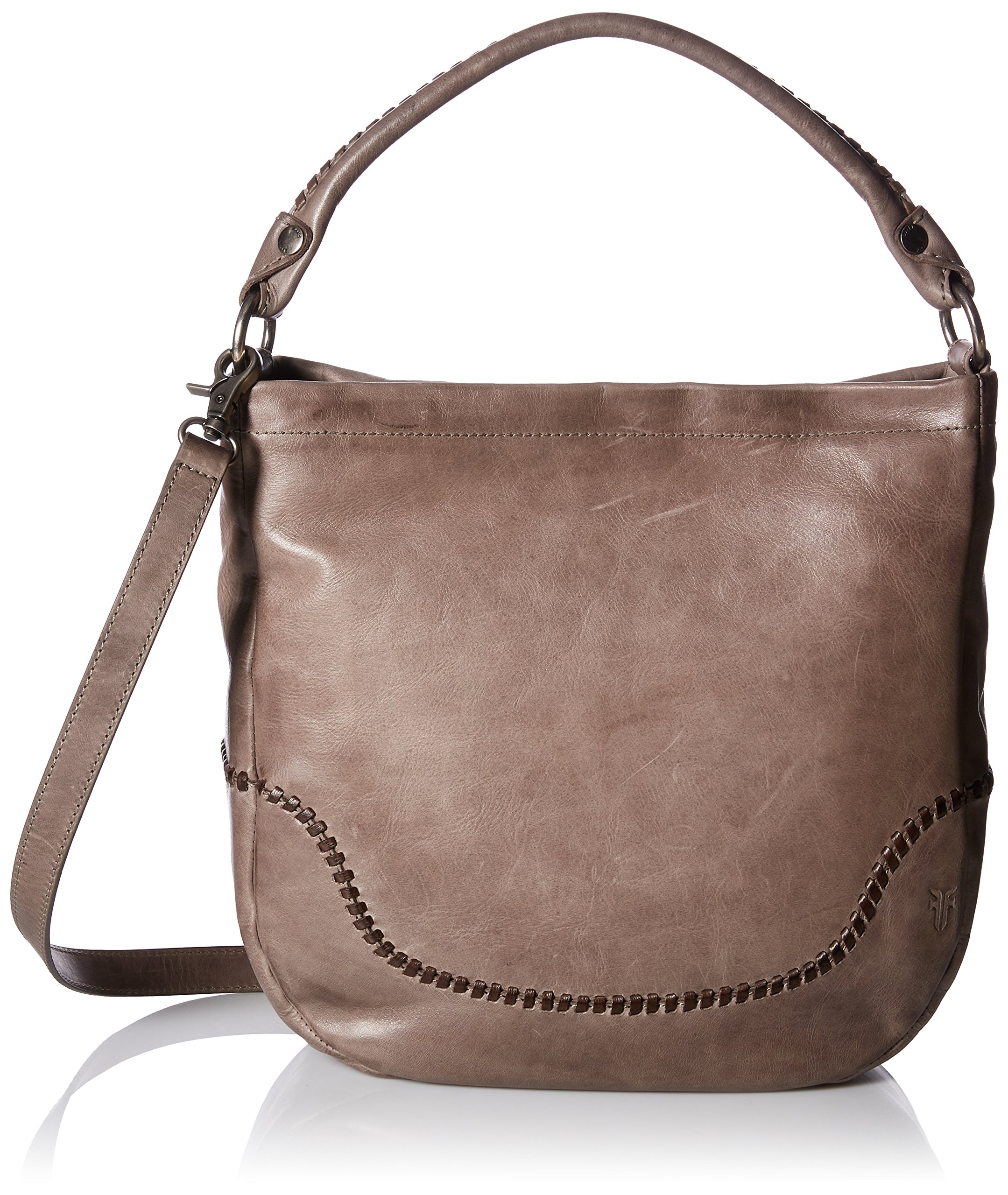 FRYE Melissa Whipstitch Hobo, Ice