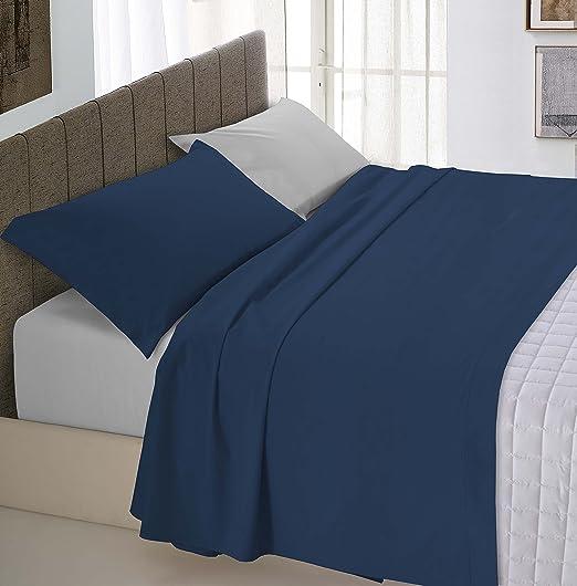 17 opinioni per Italian Bed Linen 8058575000927 Completo Letto con Lenzuolo Sopra, Sotto e