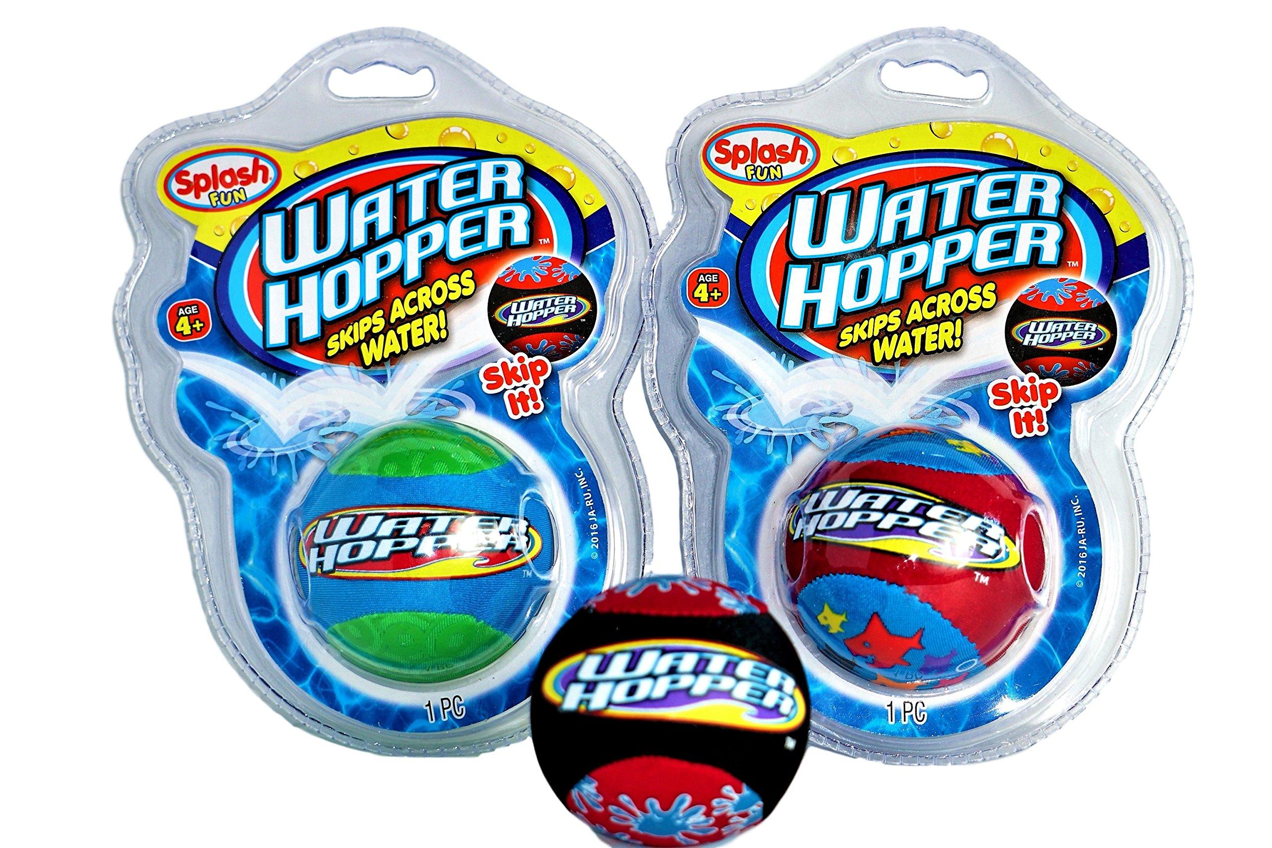 JA-RU Pro Water Hopper Skip it Bouncing Ball (Pack of 72 Units) Bounce & Skips | Item #880-72 by JA-RU (Image #5)