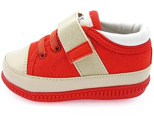 8f71bc09b4173 Tchou Tchou Shoes - Baskets Chic   Casual - Chausures Premiers pas - Bébé  Garçon -