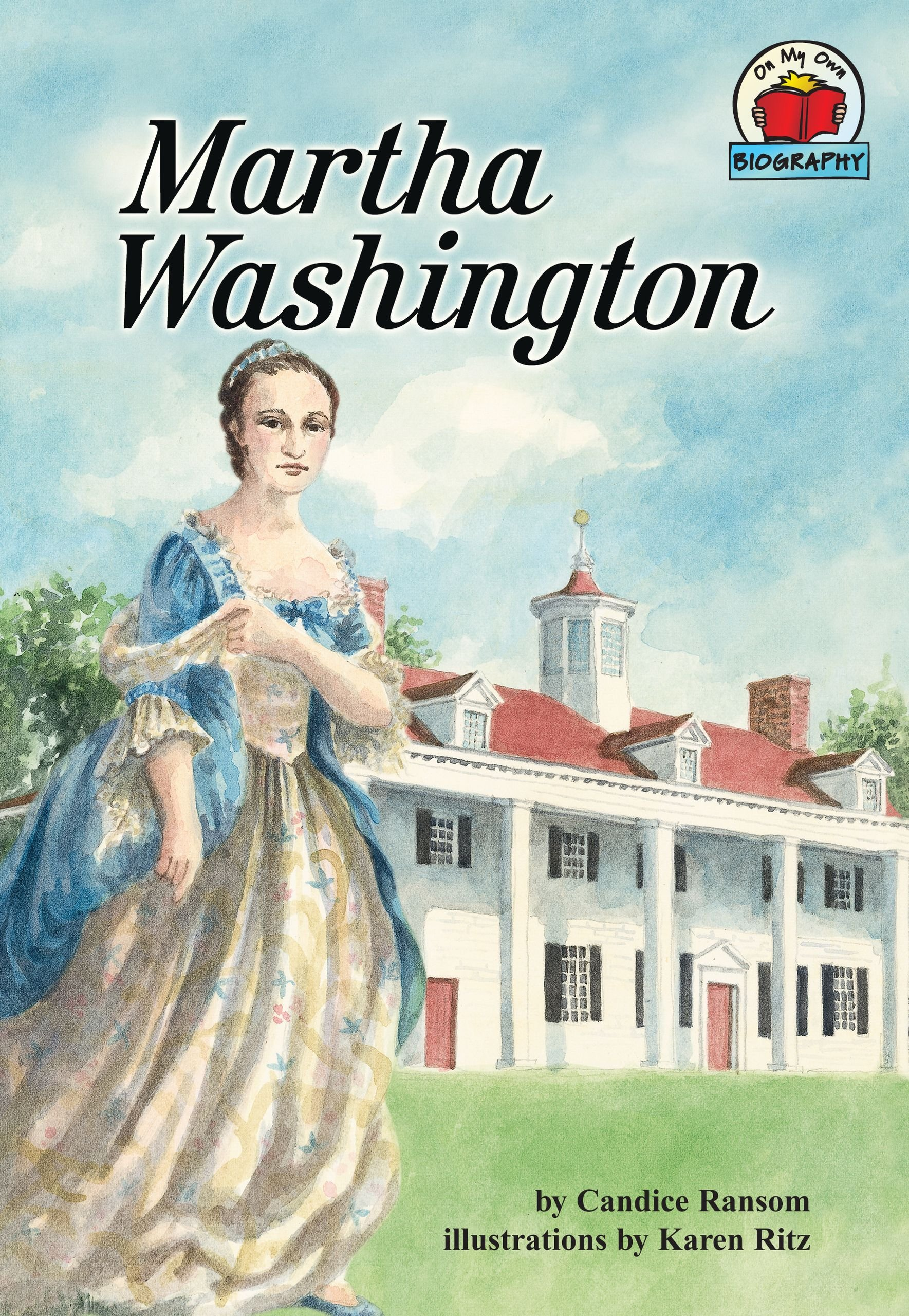 Martha Washington My Own Biography product image