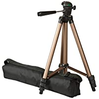 Deals on AmazonBasics 50-Inch Lightweight Tripod with Bag