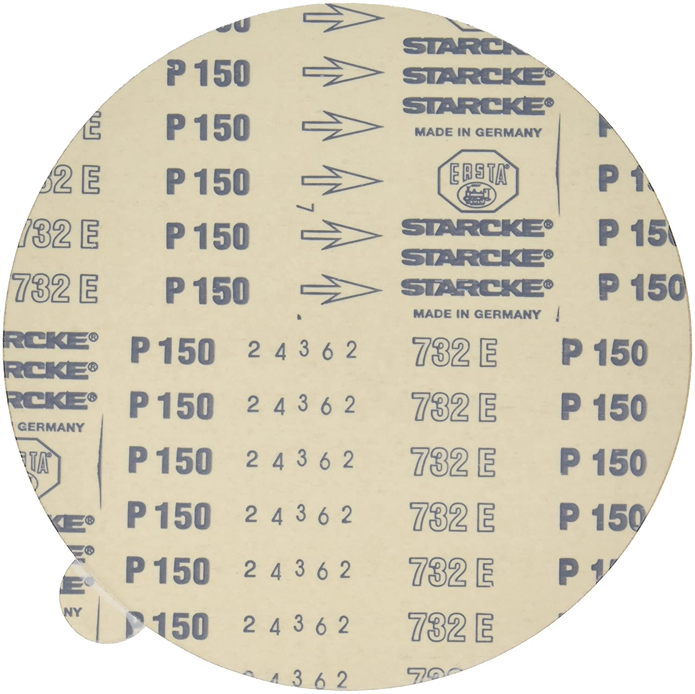 Proxxon 28972/Disques abrasifs corindon auto-adh/ésifs pour TSG 250//E grain 150 5/pi/èces