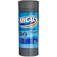 Mical Bolsas de Basura - 55 x 60