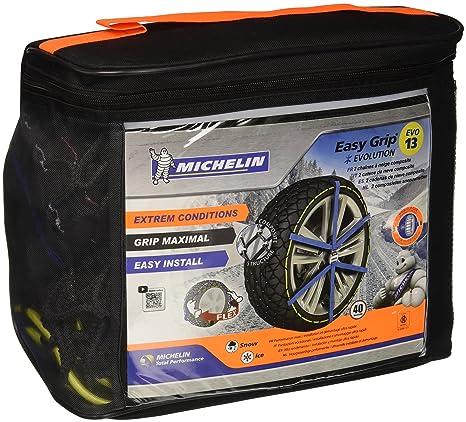 Michelin 8313 Cadenas Nieve Compatibles 13 Set de 2