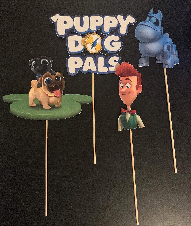 Puppy Dog Pals Inspired Door sign