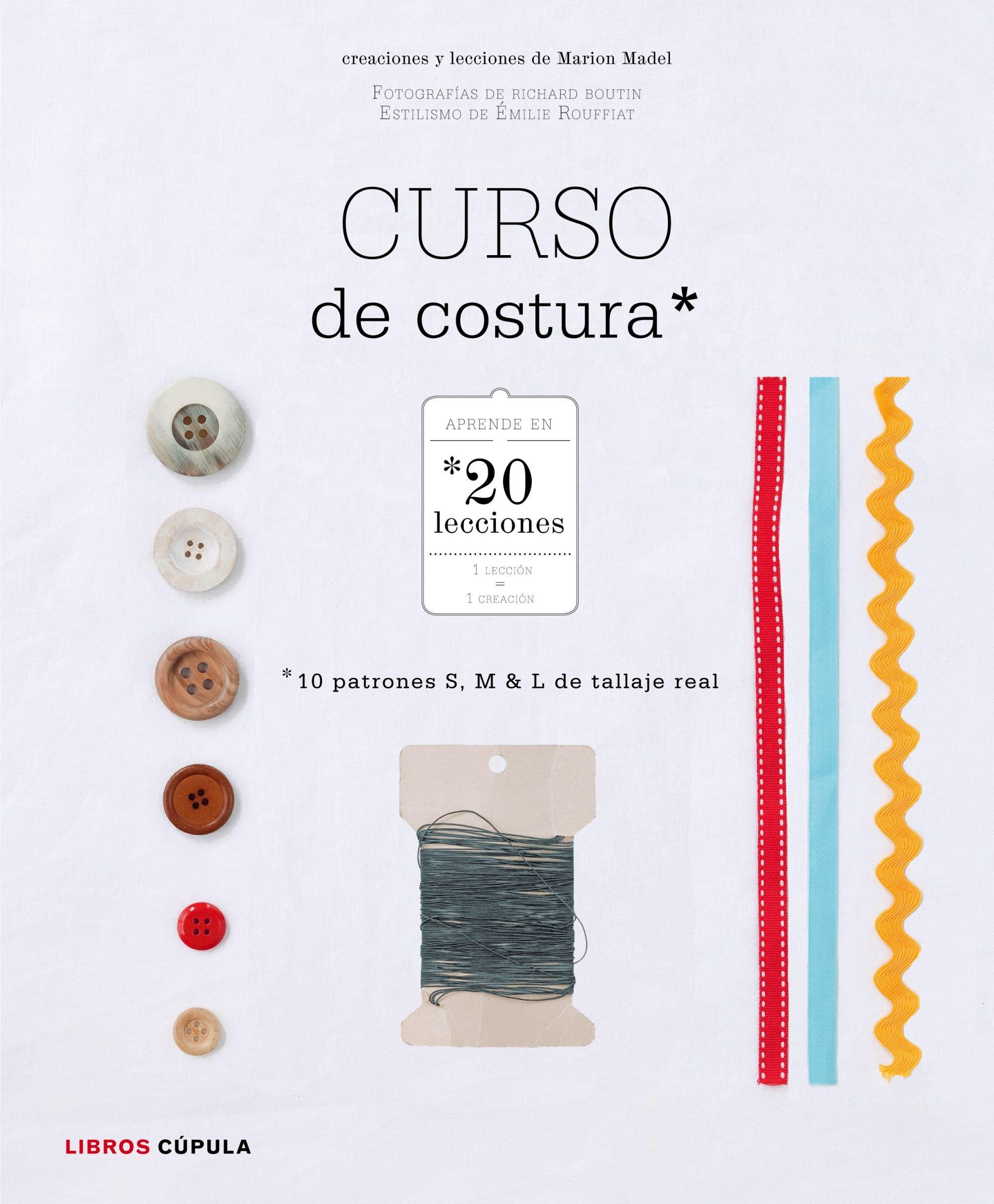 Curso de costura (Hobbies): Amazon.es: Madel, Marion, Daruma: Libros