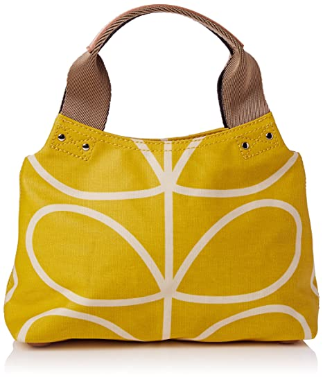 Orla Kiely Giant Linear Stem Small Classic Zip Shoulder Bag ... dd33eb6c62cb0
