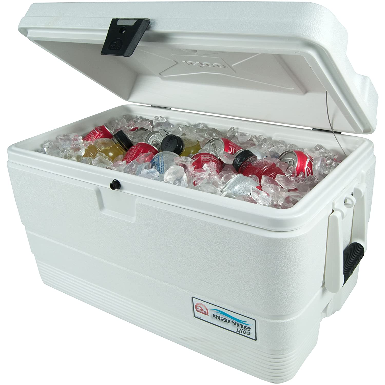 Blanco Talla /Única Igloo Cooler 18-44685 Nevera