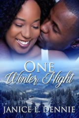 One Winter Night (The Suttons of San Francisco) Kindle Edition