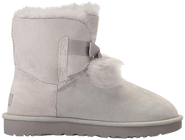 UGG Womans - Boots GITA 1018517 - grey violet 41ba8d788
