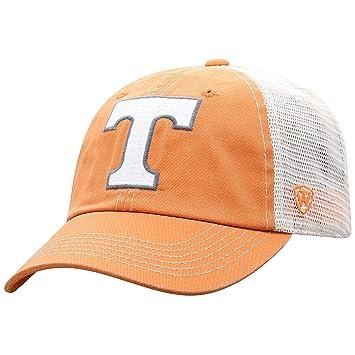 huge selection of 27964 2da96 NCAA Tennessee Volunteers Men s Vintage Mesh Adjustable Icon Hat, Light  Orange