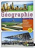 Géographie 1re L-ES-S - E. Janin