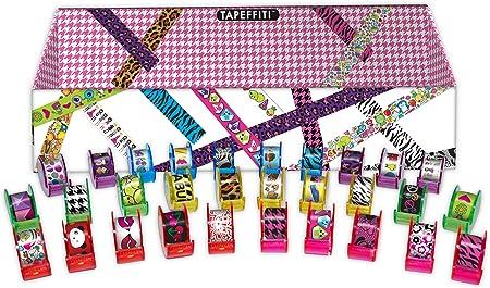 Amazon Com Fashion Angels Tapeffiti 30pc Caddy Toys Games