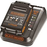 BLACK+DECKER BDC1A15 Caricabatterie, 14.4-18 V, 1.5Ah