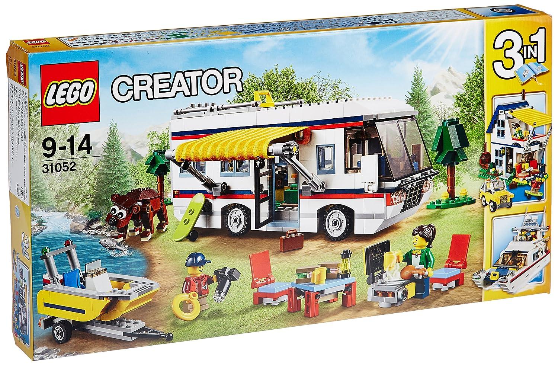 LEGO Creator Caravana de vacaciones
