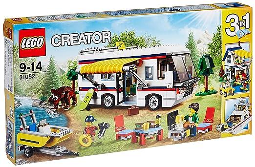 LEGO Creator - 31052 - Jeu de Construction - Le Ca...