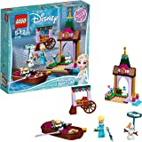 LEGO UK - 41155 l Disney Frozen Elsa's Market Adventure Toy for Girls and Boys