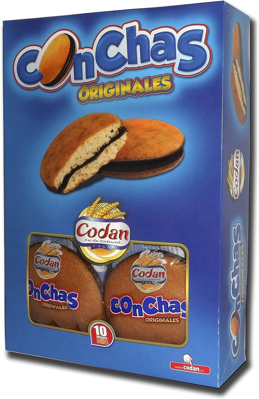 Codan Bizcochos - 550 gr: Amazon.es: Alimentación y bebidas
