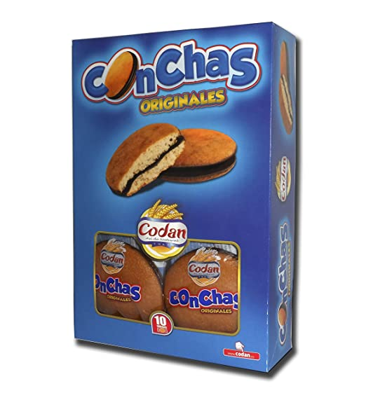 Codan Bizcochos - 550 gr